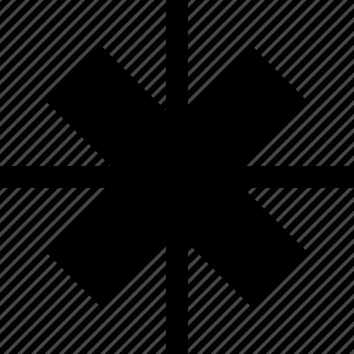 abstract, add, creative, delete, plus, x icon