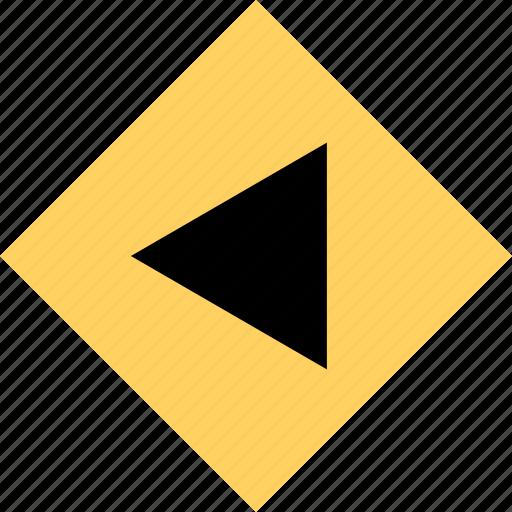 abstract, arrow, creative icon