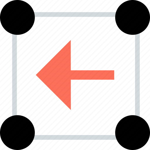 Back, left, point icon - Download on Iconfinder