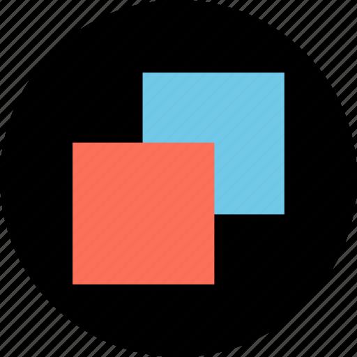 copy, creative, design, layers icon