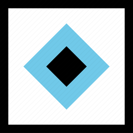 abstract, cube, design icon