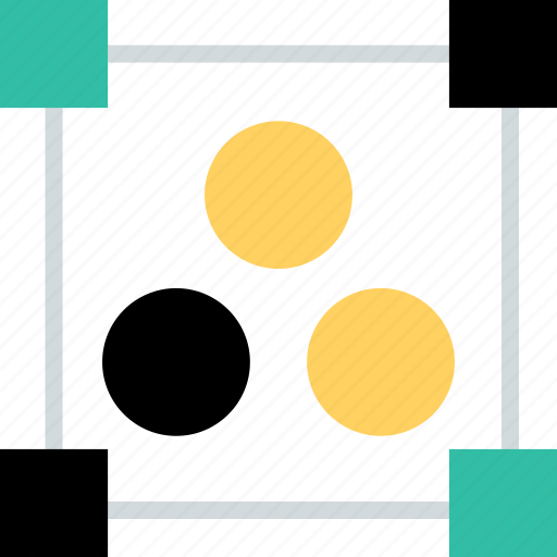 Center, dots, edges icon - Download on Iconfinder