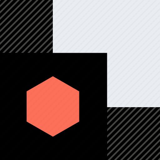 Creative, design, hexagon icon - Download on Iconfinder