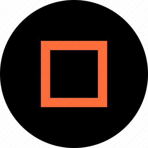 abstract, creative, square icon
