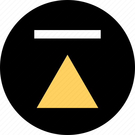 abstract, arrow, creative, up icon