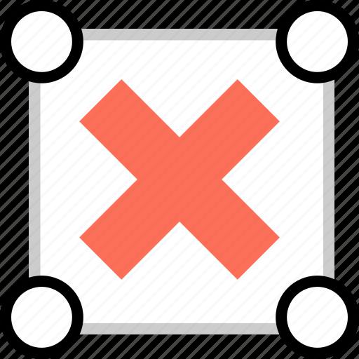 abstract, creative, design, x icon