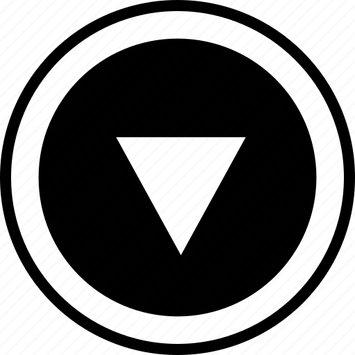 arrow, point, pointer icon