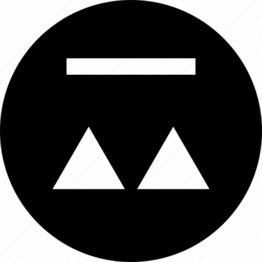 arrows, shape, up icon