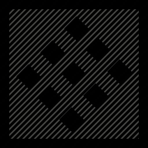 creative, cubes, rotate icon
