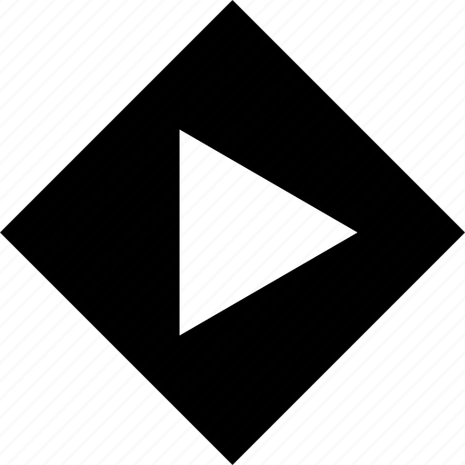 arrow, creative, cube icon