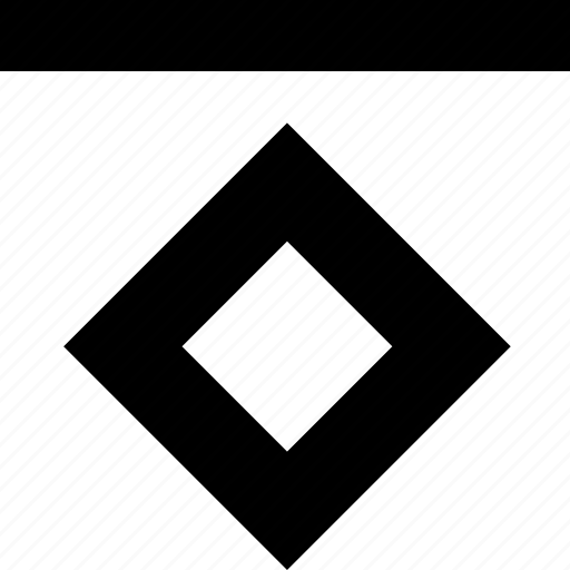 below, center, hexagon icon