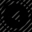 menu, point, pointer icon