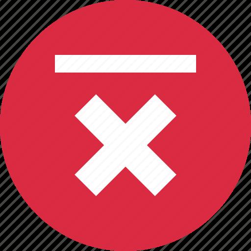 abstract, creative, cross, delete, design, line, x icon