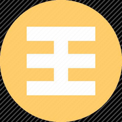 design, lines, shape icon