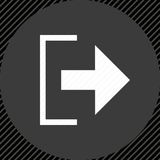 creative, design, point, right icon