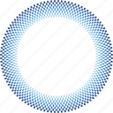 background, blue, circle, drops, rain, water icon