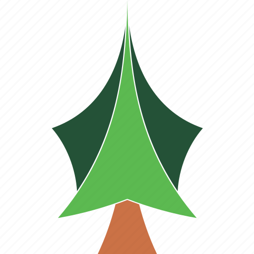 christmas, element, green, nature, sign, tree, xmas icon