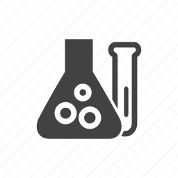 chemicals, chemistry, experiment, flask, laboratory, research, test tube icon