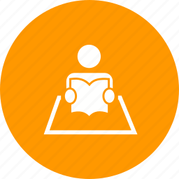 assignment, book, education, exercise, student, studying, task icon