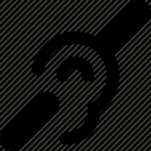 deaf icon