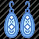accessories, earrings, jewelry, luxury