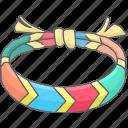 accessory, bracelet, friendship, handmade, string