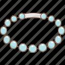 beaded, bracelet, jewellery, jewelry, wrist