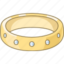 accessory, bangle, jewellery, jewelry, wrist icon