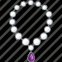jewellery, jewelry, necklace, pearl, pearl necklace, teardrop