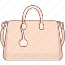 accessory, bag, fashion, hand, handbag, pouch, purse icon