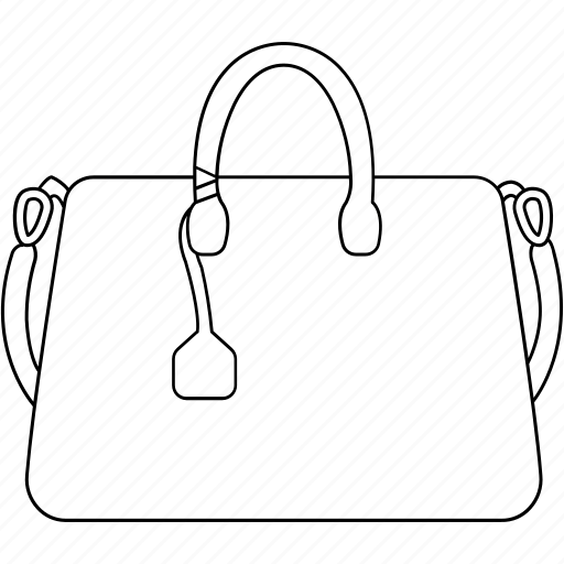 accessory, bag, fashion, hand, handbag, pouch, purse icon