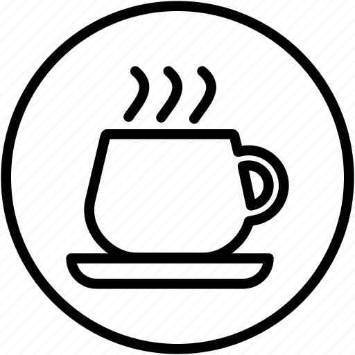 cafe, coffee, cup, drink, hot drink, tea, warm drink icon