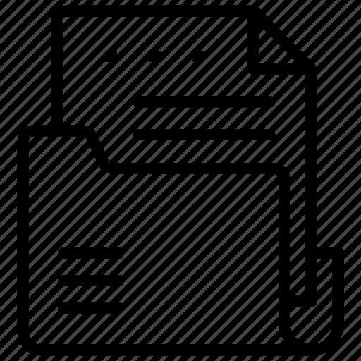 Catalogs, documents, files, portfolio, records icon - Download on Iconfinder
