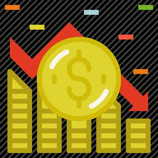 low, money, value icon