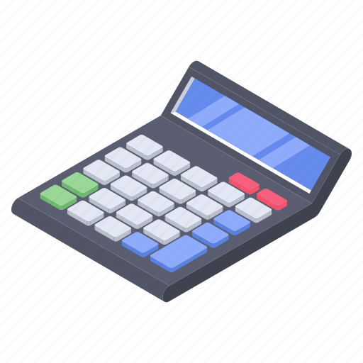 Accounting, arithmetics, business, calculator, mathematics icon - Download on Iconfinder
