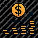 Business Finance Shareholder Sharing Icon