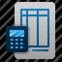 book, business, calculator, finance, ledger, office, sheet