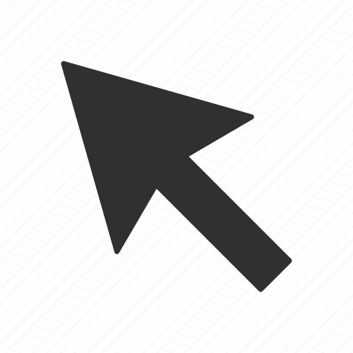 arrow, cursor, navigate, pointer icon