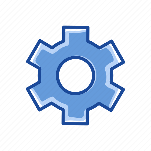 gear, options, settings, tools icon