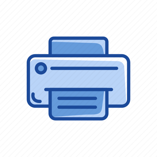 print, printer, printing, publish icon