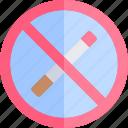 active, healthy, lifestyle, no, smoking, sport icon