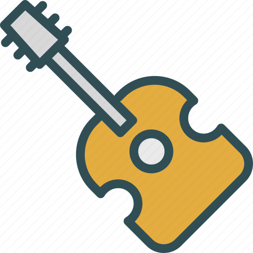 Guitar, instrument, music, play icon - Download on Iconfinder