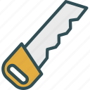 automatic, electricsaw, tool, wood icon