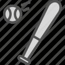 baseball, game, move, thrower icon