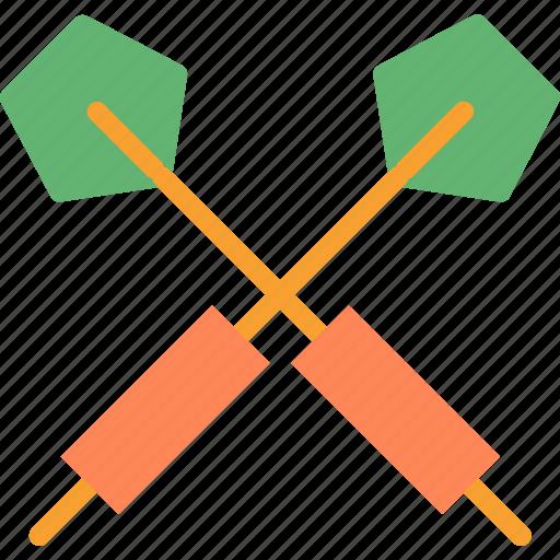 activity, arrows, darts, relax, sport icon