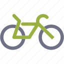 bike, travel, walk icon
