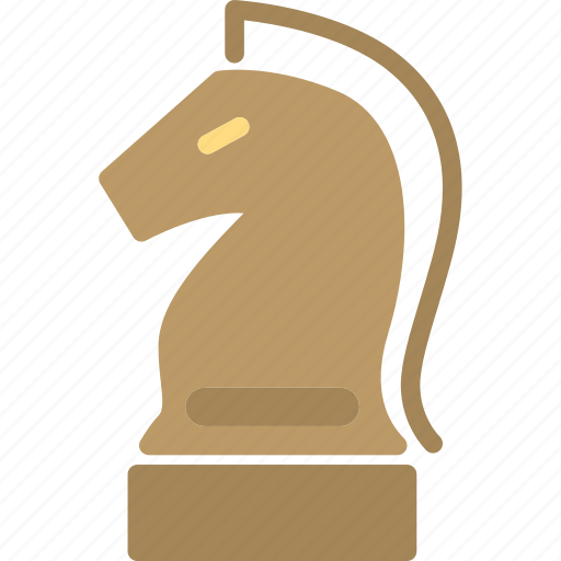 chess, horse, patience, piece icon