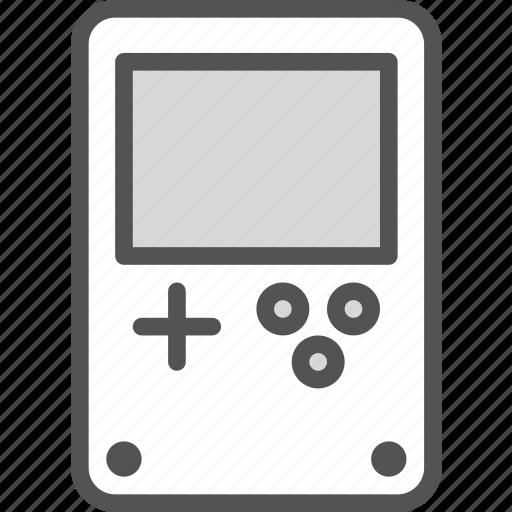 game, nintendo, old, retro icon