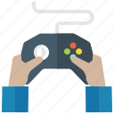 game controller, gaming, leisure activity, online gaming, video game icon