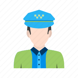 cop, enforcement, law, officer, police, policeman, traffic icon